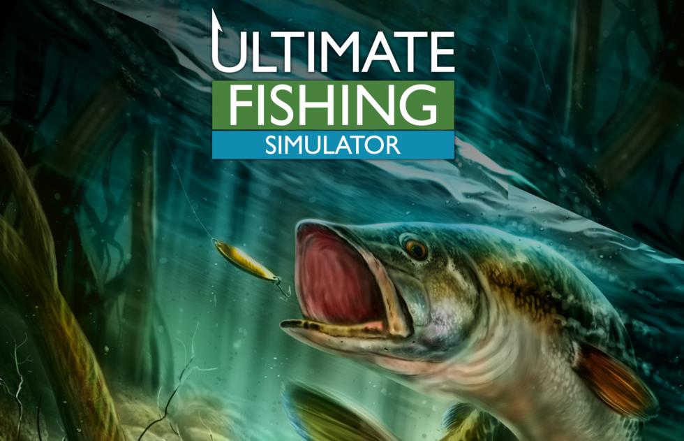 Premiera gry Ultimate Fishing Simulator na PlayStation 4