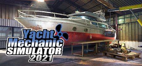 Zawarcie umowy na port gry Yacht Mechanic Simulator 2021