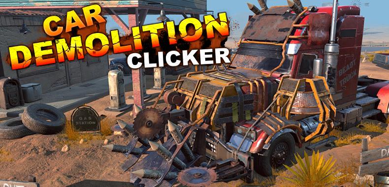 Premiera gry Car Demolition Clicker na Xbox One oraz Xbox Series X|S