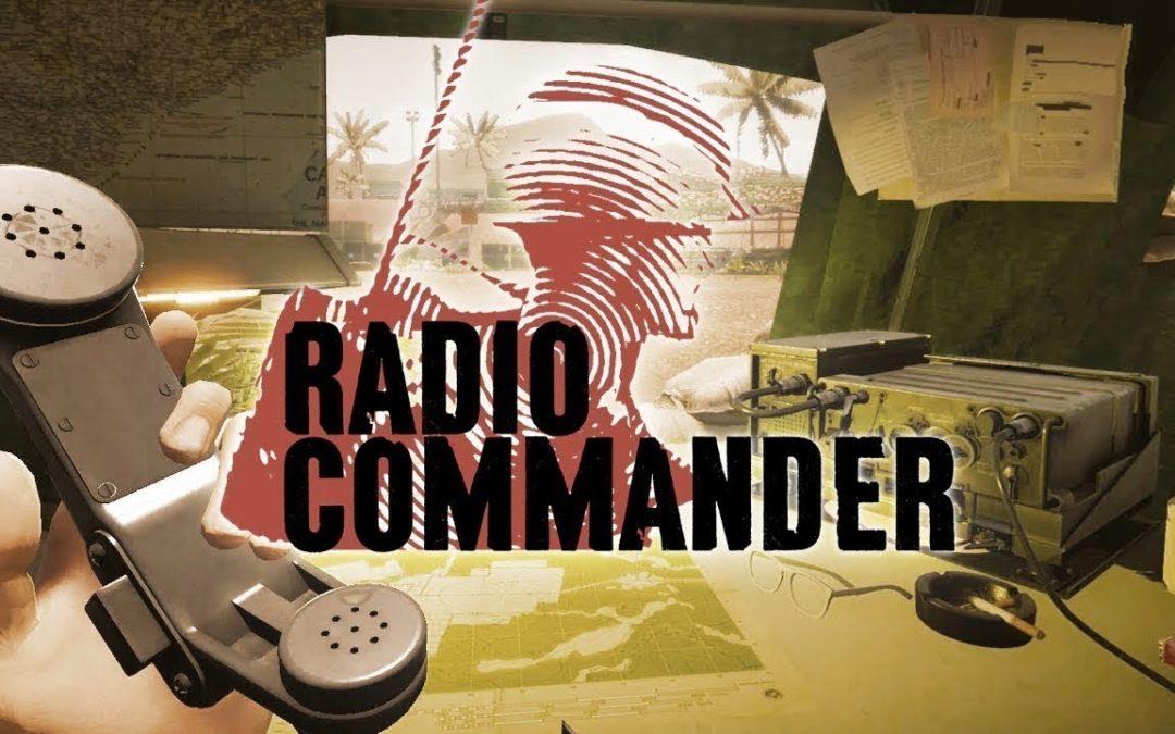 Premiera gry Radio Commander na PlayStation 4