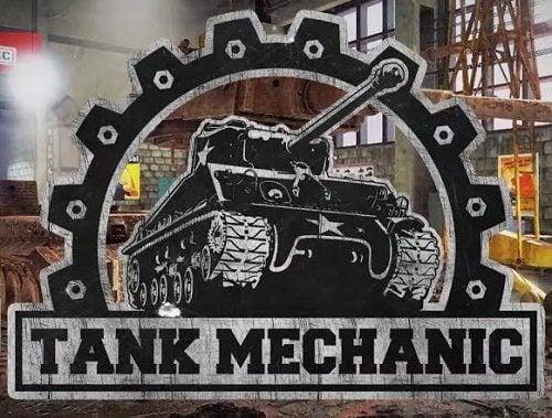 Premiera gry Tank Mechanic Simulator na Xbox One, Xbox Series X|S, PlayStation 4 oraz PlayStation 5